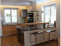 Die Küche - Mittelpunkt der Familie
