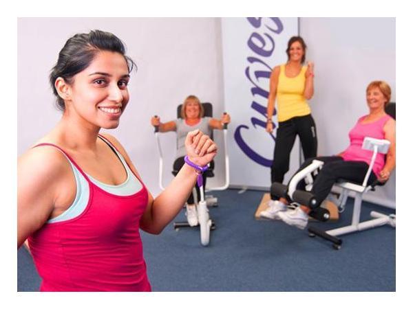 Vorschau - CURVES - Fitness für Frauen in nur 30 Minuten