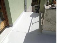 Folienabdichtung Terrasse