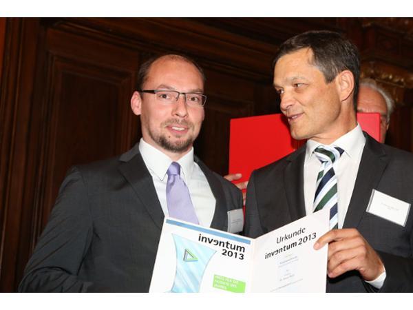 Vorschau - Österreichischer Patentpreis INVENTUM in SILBER