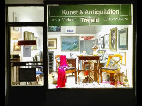 Trafela Kunst Antiquitäten 9020 Klagenfurt Antiquitäten