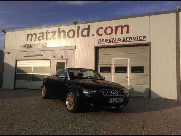 Fahrzeughandel - unsere Website www.matzhold.com