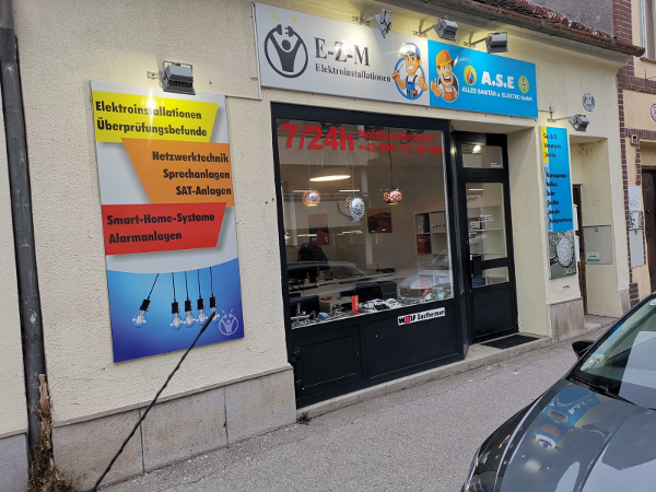 Vorschau - Filiale Baden
