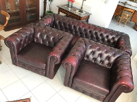 Chesterfield Fauteuil Sofa Designersofa Chesterfield