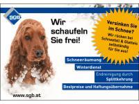 SGB Schneeräumung, Gebäude- und Büroreinigung Ges.m.b.H.