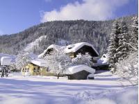 Ebner's Wohlfühlhotel Gasthof Hintersee im Winter