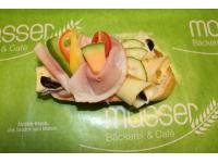 Schinken-Käse Brötchen