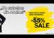Flugblatt Jänner: SALE bis zu -55%