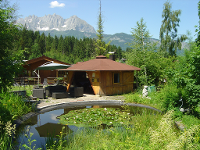 Traumgarten - Grillhaus - Wilder Kaiser