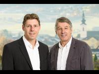 Rainer und Norbert Tschernuth