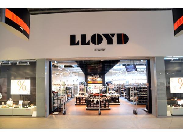 cheaper 6dd1c 039af Lloyd Factory Outlet Parndorf