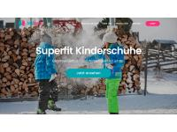 "Landing-Page ""Superfit"" - Kunde Trendfreu.de"