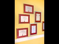 Auszeichnungen und Diplome