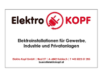 Elektro Kopf GmbH