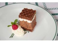 Dessert Rigo Jansci, Restaurant Goldener Hirsch, Hotel Goldener Hirsch