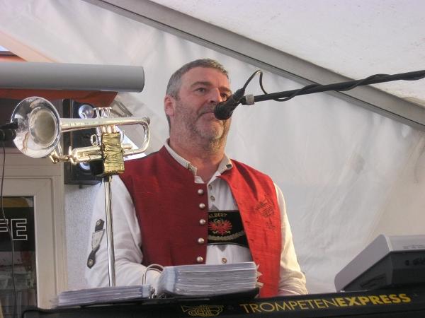 Vorschau - Albertś Trompetenexpress