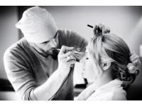Airbrush Make-up für den schönsten Tag im Leben