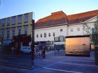 Verspiegelte Stadt- Freiheitsplatz, Graz- Kulturhauptstadt 2003