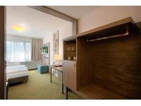 Doppelzimmer Klassik mit Vorraum