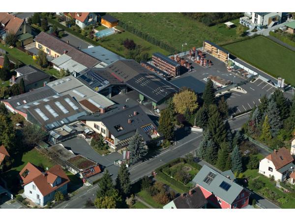 Spenglerei-Dachdeckerei Paar in 8330 Feldbach - Luftaufnahme