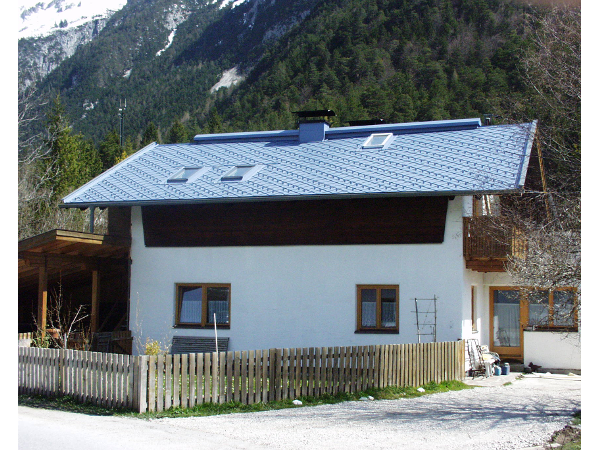 Vorschau - Prefa Dach