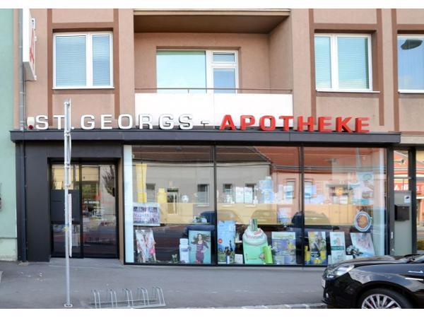 Vorschau - Foto 1 von St Georgs-Apotheke Mag pharm E Meixner KG