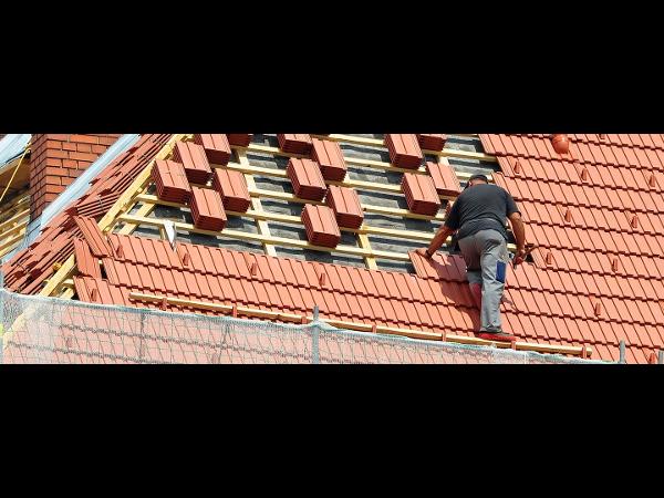 Vorschau - Dachdeckung