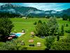 Thumbnail - Hotelgarten mit Panoramablick - Foto von HotelHiW