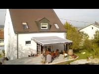 Beschattung Terrassenüberdachung