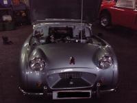 Triumph TR 2..Baujahr 1955
