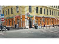 Restaurant Prosi- Fassadenanstrich- Nachher