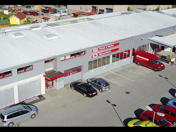 Vorschau - Maroscheck GmbH Zentrale
