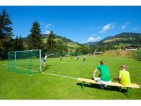 Hauseigener Klein-Fußballplatz