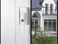 Fensterabsicherung - Abus Stabiles Fenster- Zusatzschloss FO400