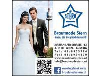 Brautmode Stern - Herold Inserat