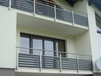 Berghofer Balkone-Zäune