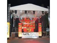 Event-Styling Verleih v Zelten, Ton- u Lichtanlagen