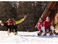 Winterspass für die ganze Familie im Salzburger Lungau