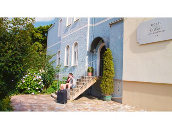 Vorschau - Foto 25 von Hotel Villa Rückert