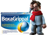 Die intelligente Kombination bei Erkältung!