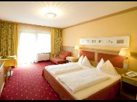 Doppelzimmer mit Badwanne