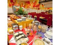 Frühstücksbuffet Hotel Boltzmann
