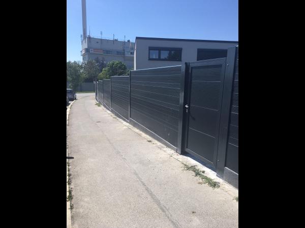 Vorschau - Zaun Sichtschutz - Foto von NEM