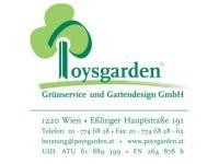 Poysgarden Grünservice und Gartendesign GmbH