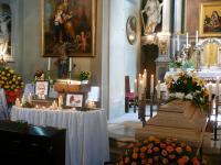 Bestattung Ried  Wien Stammersdorf Kirchenaufbahrung