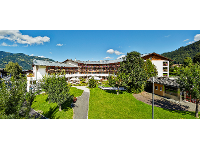 Das Alpenhaus Kaprun im Sommer