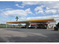 Shell Tankstelle Autobahnstation Gralla