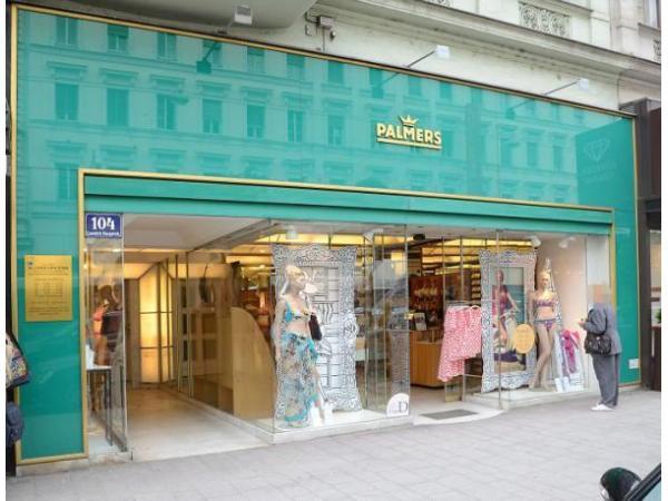 Palmers Shop 1030 Wien Wäschewaren Einzelhandel Herold