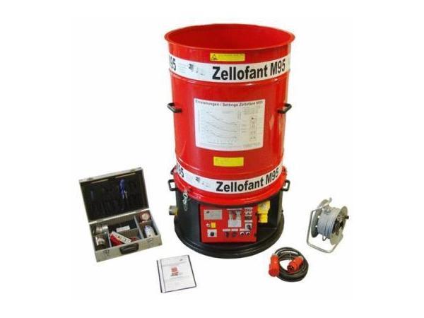 Zellofant 6,7 kW