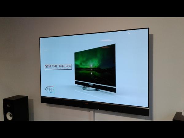 OLED Flachbild-TV